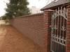 Suchy mur brązowy pełny